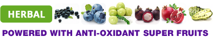 Anti-Oxidant Super Fruits